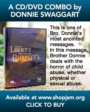Donnie Swaggart CD/DVD Combo