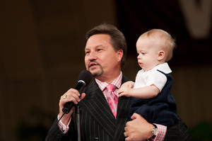 Donnie Swaggart | Galleries | Family Photographs